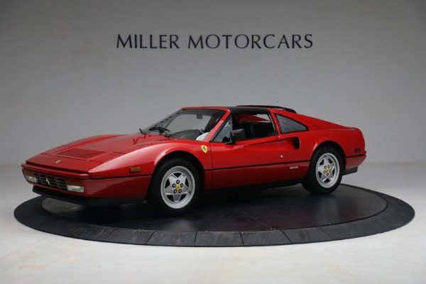 Used 1988 Ferrari 328 GTS for sale Call for price at Maserati of Greenwich in Greenwich CT 06830 14