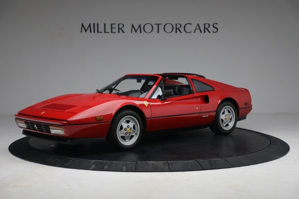 Used 1988 Ferrari 328 GTS for sale Call for price at Maserati of Greenwich in Greenwich CT 06830 2