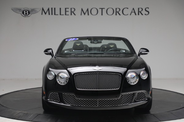 Used 2012 Bentley Continental GTC GT for sale $119,900 at Maserati of Greenwich in Greenwich CT 06830 11