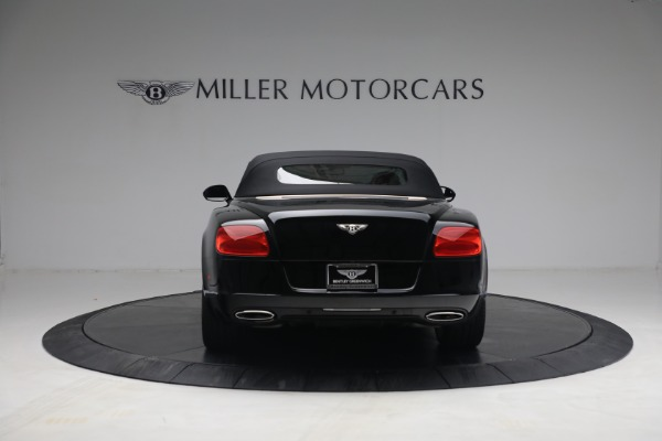 Used 2012 Bentley Continental GTC GT for sale $119,900 at Maserati of Greenwich in Greenwich CT 06830 16