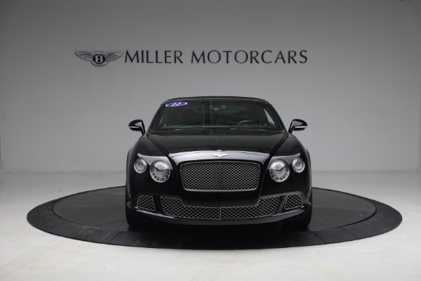 Used 2012 Bentley Continental GTC GT for sale $119,900 at Maserati of Greenwich in Greenwich CT 06830 21