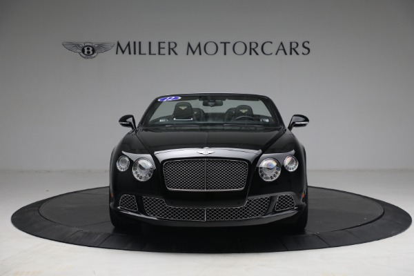 Used 2012 Bentley Continental GTC GT for sale $119,900 at Maserati of Greenwich in Greenwich CT 06830 23