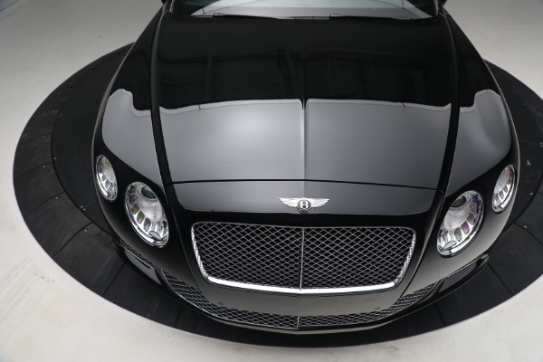 Used 2012 Bentley Continental GTC GT for sale $119,900 at Maserati of Greenwich in Greenwich CT 06830 24