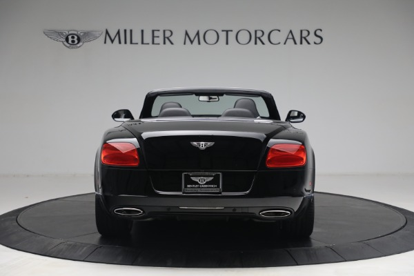 Used 2012 Bentley Continental GTC GT for sale $119,900 at Maserati of Greenwich in Greenwich CT 06830 5