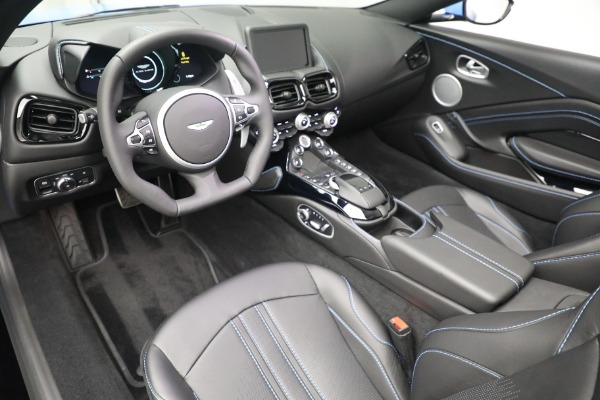New 2021 Aston Martin Vantage Roadster for sale $186,386 at Maserati of Greenwich in Greenwich CT 06830 19
