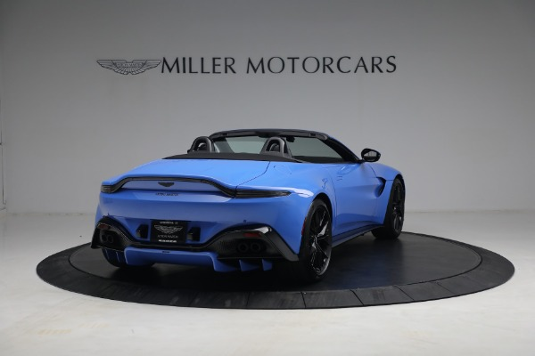 New 2021 Aston Martin Vantage Roadster for sale $186,386 at Maserati of Greenwich in Greenwich CT 06830 5