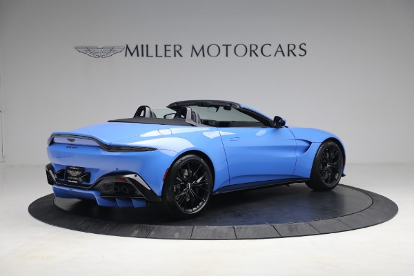 New 2021 Aston Martin Vantage Roadster for sale $186,386 at Maserati of Greenwich in Greenwich CT 06830 6