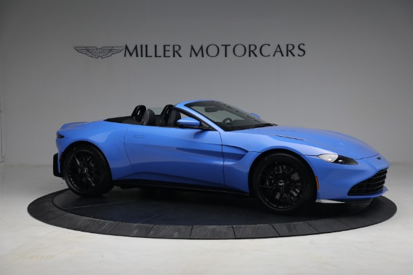 New 2021 Aston Martin Vantage Roadster for sale $186,386 at Maserati of Greenwich in Greenwich CT 06830 8