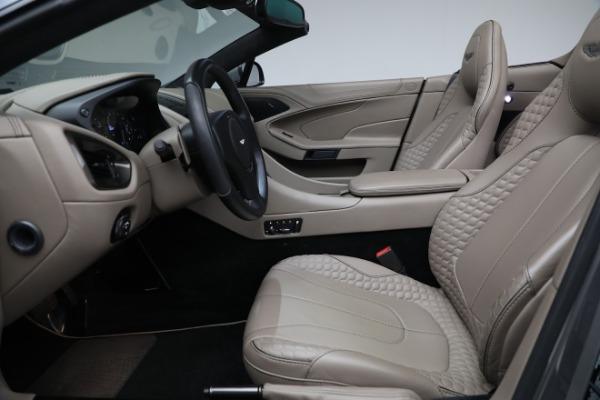 New 2016 Aston Martin Vanquish Volante for sale Sold at Maserati of Greenwich in Greenwich CT 06830 20