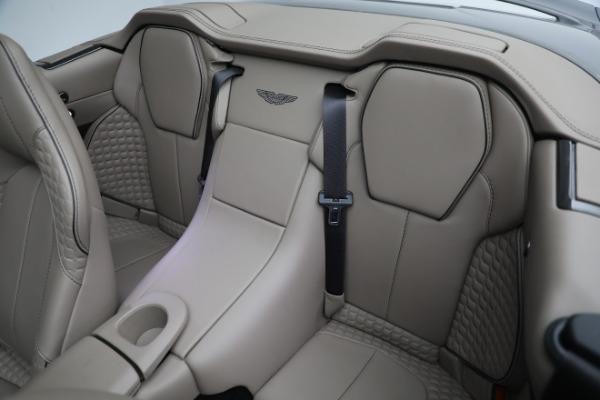 New 2016 Aston Martin Vanquish Volante for sale Sold at Maserati of Greenwich in Greenwich CT 06830 26