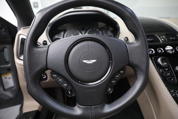 New 2016 Aston Martin Vanquish Volante for sale Sold at Maserati of Greenwich in Greenwich CT 06830 27