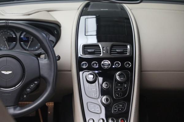 New 2016 Aston Martin Vanquish Volante for sale Sold at Maserati of Greenwich in Greenwich CT 06830 28
