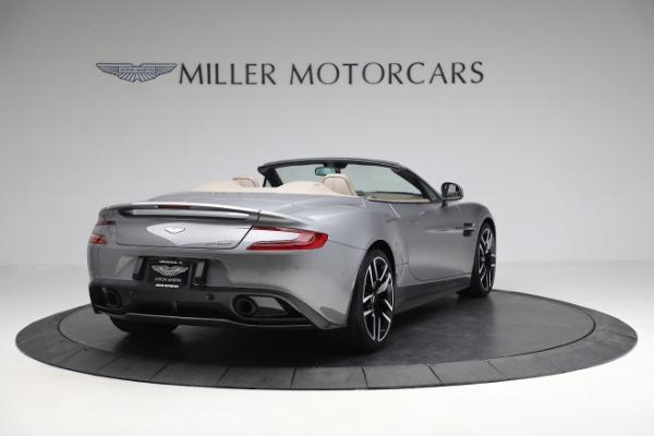 New 2016 Aston Martin Vanquish Volante for sale Sold at Maserati of Greenwich in Greenwich CT 06830 6