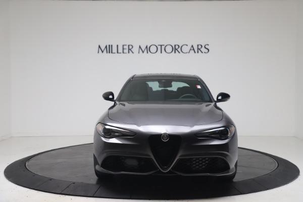 New 2022 Alfa Romeo Giulia Veloce for sale $52,845 at Maserati of Greenwich in Greenwich CT 06830 12