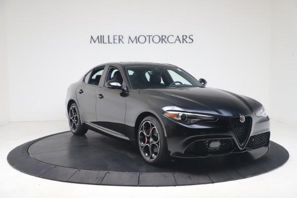 New 2022 Alfa Romeo Giulia Veloce for sale $52,045 at Maserati of Greenwich in Greenwich CT 06830 11