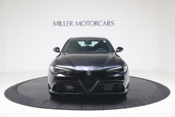 New 2022 Alfa Romeo Giulia Veloce for sale $52,045 at Maserati of Greenwich in Greenwich CT 06830 12