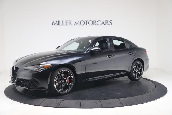 New 2022 Alfa Romeo Giulia Veloce for sale $52,045 at Maserati of Greenwich in Greenwich CT 06830 2