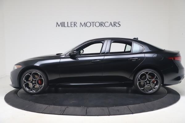 New 2022 Alfa Romeo Giulia Veloce for sale $52,045 at Maserati of Greenwich in Greenwich CT 06830 3