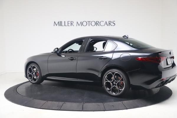 New 2022 Alfa Romeo Giulia Veloce for sale $52,045 at Maserati of Greenwich in Greenwich CT 06830 4