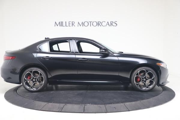 New 2022 Alfa Romeo Giulia Veloce for sale $52,045 at Maserati of Greenwich in Greenwich CT 06830 9
