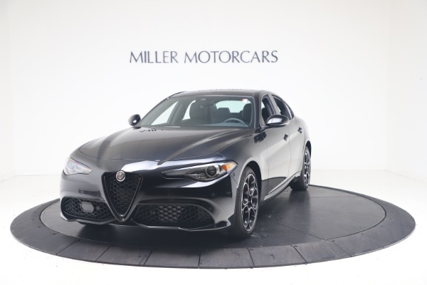 New 2022 Alfa Romeo Giulia Veloce for sale $52,045 at Maserati of Greenwich in Greenwich CT 06830 1