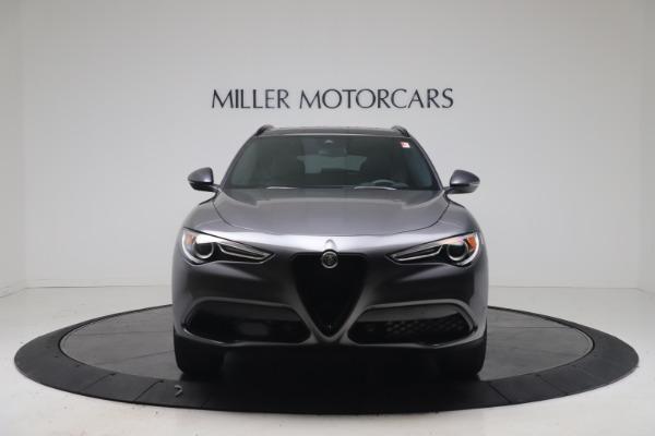 New 2022 Alfa Romeo Stelvio Sprint for sale $52,305 at Maserati of Greenwich in Greenwich CT 06830 12