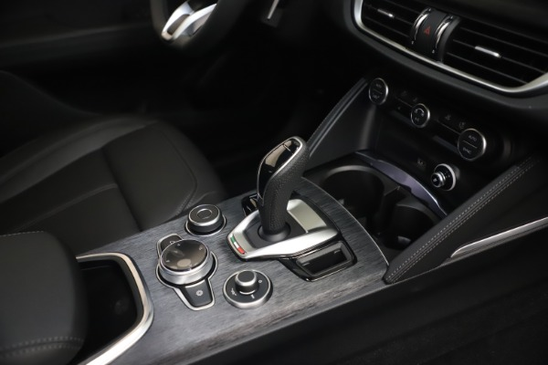 New 2022 Alfa Romeo Stelvio Sprint for sale $52,305 at Maserati of Greenwich in Greenwich CT 06830 22