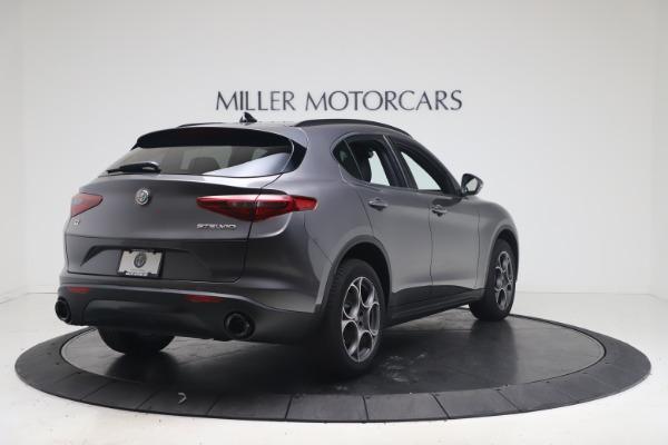 New 2022 Alfa Romeo Stelvio Sprint for sale $52,305 at Maserati of Greenwich in Greenwich CT 06830 7