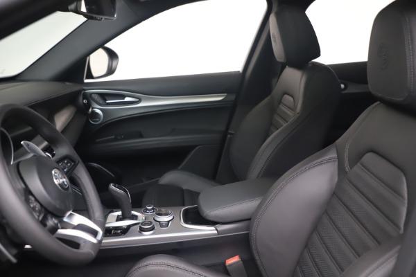 New 2022 Alfa Romeo Stelvio Veloce for sale Sold at Maserati of Greenwich in Greenwich CT 06830 14