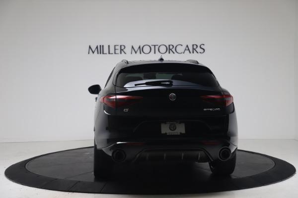 New 2022 Alfa Romeo Stelvio Veloce for sale Sold at Maserati of Greenwich in Greenwich CT 06830 6