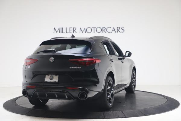 New 2022 Alfa Romeo Stelvio Veloce for sale Sold at Maserati of Greenwich in Greenwich CT 06830 7