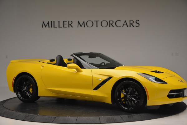 Used 2014 Chevrolet Corvette Stingray Z51 for sale Sold at Maserati of Greenwich in Greenwich CT 06830 10