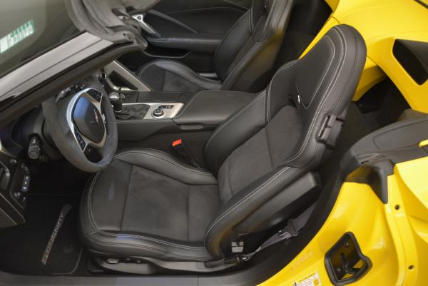 Used 2014 Chevrolet Corvette Stingray Z51 for sale Sold at Maserati of Greenwich in Greenwich CT 06830 14
