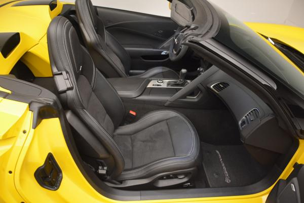 Used 2014 Chevrolet Corvette Stingray Z51 for sale Sold at Maserati of Greenwich in Greenwich CT 06830 19