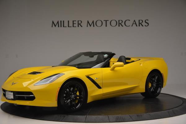 Used 2014 Chevrolet Corvette Stingray Z51 for sale Sold at Maserati of Greenwich in Greenwich CT 06830 2