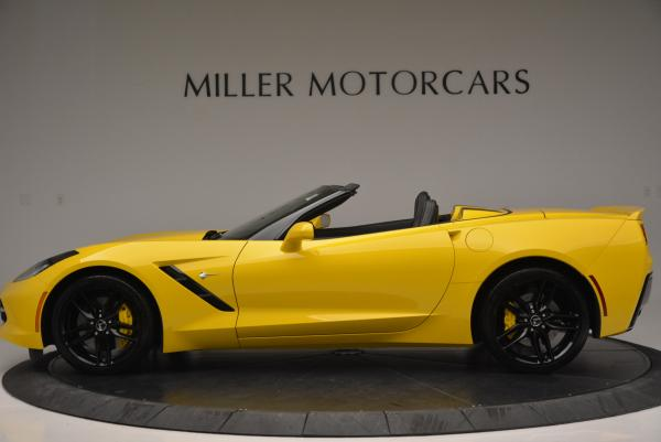 Used 2014 Chevrolet Corvette Stingray Z51 for sale Sold at Maserati of Greenwich in Greenwich CT 06830 3