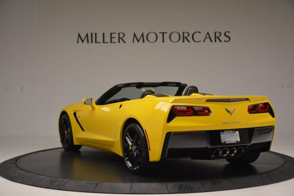 Used 2014 Chevrolet Corvette Stingray Z51 for sale Sold at Maserati of Greenwich in Greenwich CT 06830 6