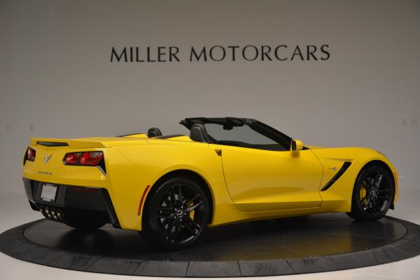 Used 2014 Chevrolet Corvette Stingray Z51 for sale Sold at Maserati of Greenwich in Greenwich CT 06830 9