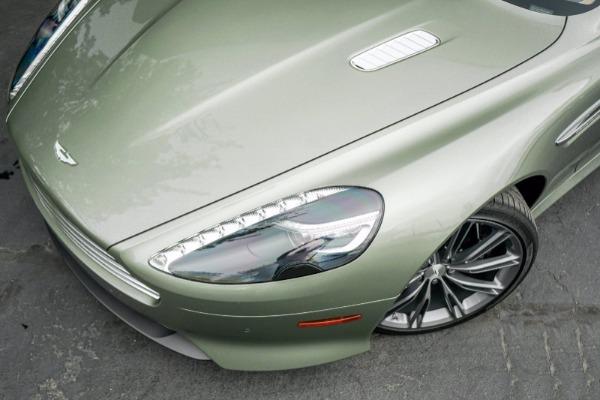 Used 2015 Aston Martin DB9 Volante for sale $119,990 at Maserati of Greenwich in Greenwich CT 06830 4