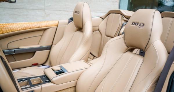 Used 2015 Aston Martin DB9 Volante for sale $119,990 at Maserati of Greenwich in Greenwich CT 06830 5