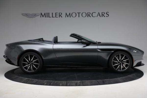 New 2021 Aston Martin DB11 Volante for sale $260,286 at Maserati of Greenwich in Greenwich CT 06830 10