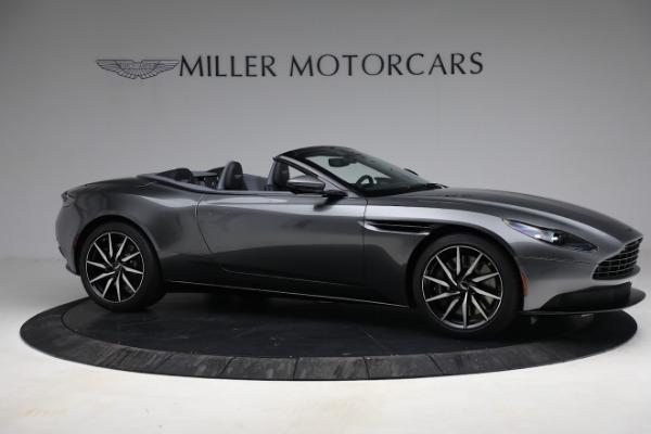 New 2021 Aston Martin DB11 Volante for sale $260,286 at Maserati of Greenwich in Greenwich CT 06830 11