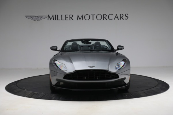 New 2021 Aston Martin DB11 Volante for sale $260,286 at Maserati of Greenwich in Greenwich CT 06830 13