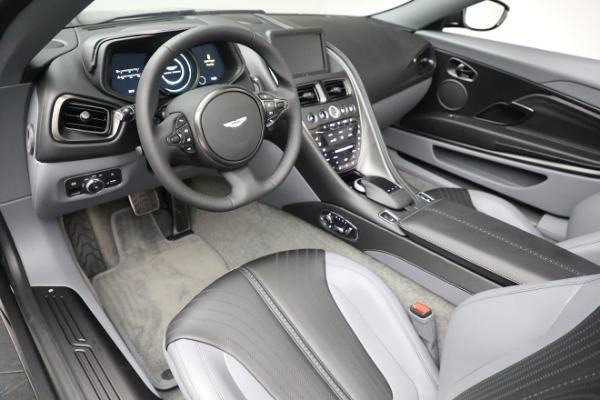 New 2021 Aston Martin DB11 Volante for sale $260,286 at Maserati of Greenwich in Greenwich CT 06830 14