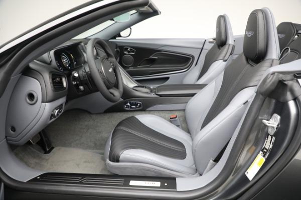 New 2021 Aston Martin DB11 Volante for sale $260,286 at Maserati of Greenwich in Greenwich CT 06830 15