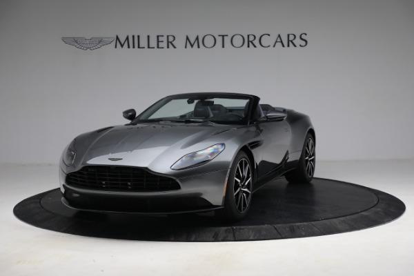 New 2021 Aston Martin DB11 Volante for sale $260,286 at Maserati of Greenwich in Greenwich CT 06830 2