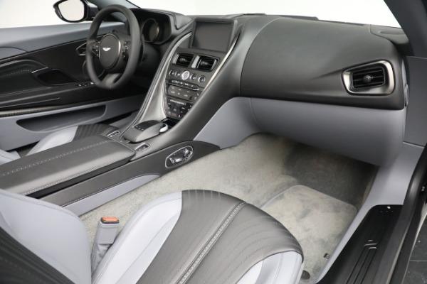 New 2021 Aston Martin DB11 Volante for sale $260,286 at Maserati of Greenwich in Greenwich CT 06830 20