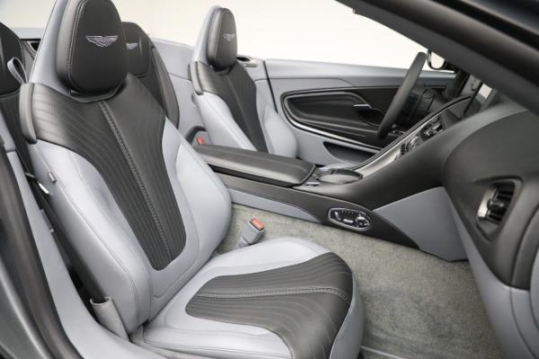 New 2021 Aston Martin DB11 Volante for sale $260,286 at Maserati of Greenwich in Greenwich CT 06830 22