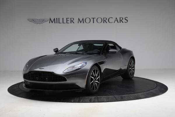 New 2021 Aston Martin DB11 Volante for sale $260,286 at Maserati of Greenwich in Greenwich CT 06830 23