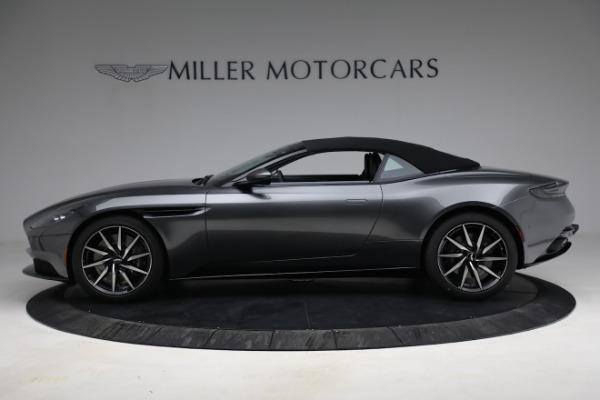 New 2021 Aston Martin DB11 Volante for sale $260,286 at Maserati of Greenwich in Greenwich CT 06830 24